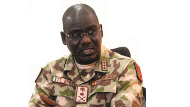Photo of Spiritual efforts needed to defeat Boko Haram — Buratai
