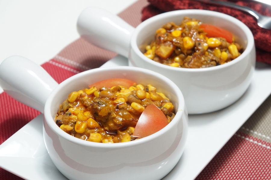 How To Make Beans & Corn Pottage (Adalu)